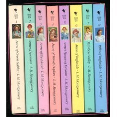 Complete Anne Box Set