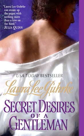 Secret Desires of a Gentleman (Girl Bachelors, #3)
