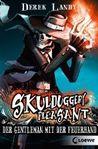 Skulduggery Pleasant Der Gentleman mit der Feuerhand (Skulduggery Pleasant, #1)