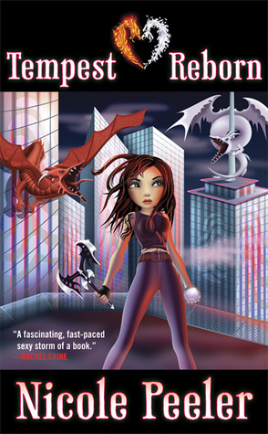 Tempest Reborn by Nicole Peeler // VBC review