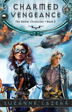 Charmed Vengeance (The Aether Chronicles, #2)