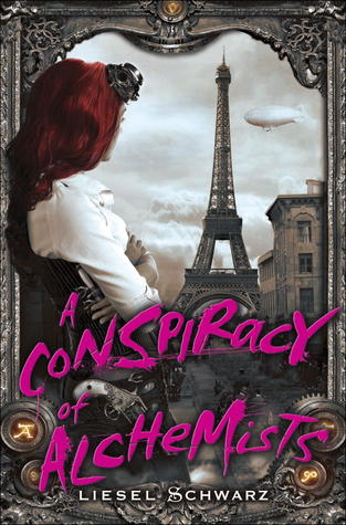 A Conspiracy of Alchemists (The Chronicle of Light and Shadow, #1)
