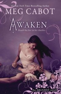 Awaken Abandon Trilogy by Meg Cabot