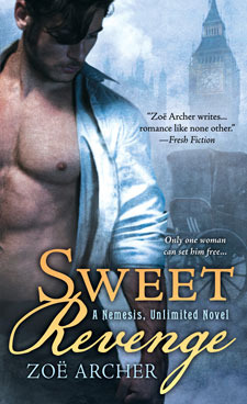 Sweet Revenge (Nemesis, Unlimited, #1)