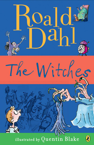 Image result for witches roald dahl