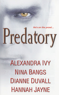 Predatory (The Sentinels, #0.5, Immortal Guardians, #3.5)