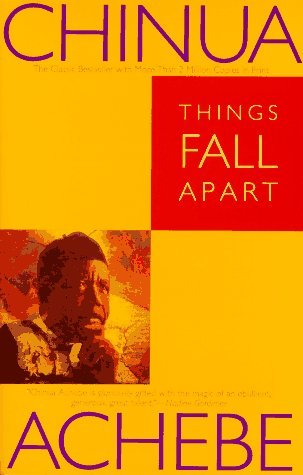 Things Fall Apart by Chinua Achebe | Weekly Reads at The 1000th Voice