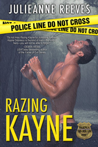 Razing Kayne (Walking a Thin Blue Line, #1)