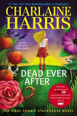 Review: Dead Ever After by Charlaine Harris (Sookie Stackhouse #13)
