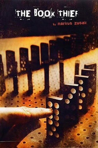Book Cover: The Book Thief by Markus Zusak