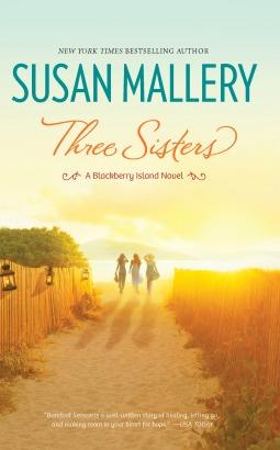 Three Sisters (Blackberry Island, #2)