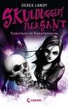 Sabotage im Sanktuarium (Skulduggery Pleasant, #4)