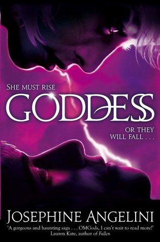 Goddess (Starcrossed, #3)