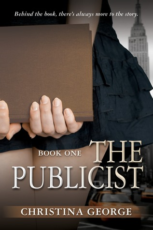 iRead Book Tours Q&A: The Publicist (Book 1&2) by Christina George