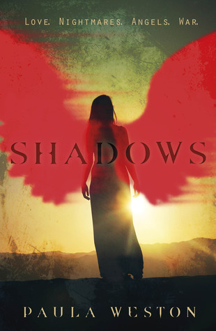 5 stars to Shadows by Paula Weston