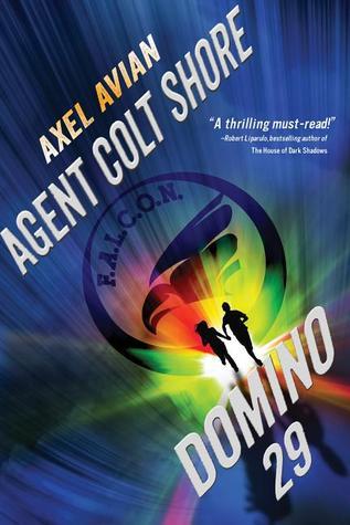 Agent Colt Shore Domino 29