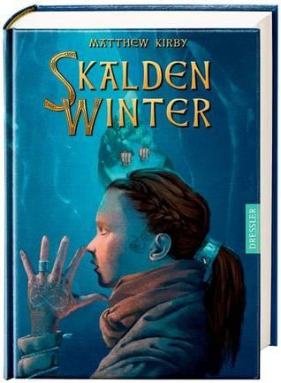 L'edizione tedesca de La figlia dei ghiacci