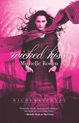 Wicked Kiss (Nightwatchers, #2)