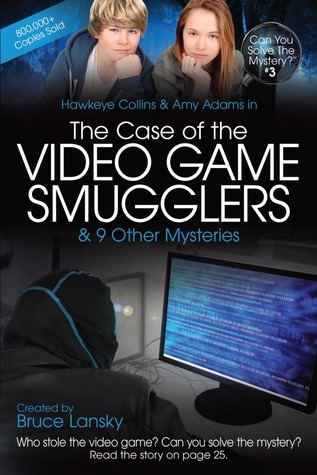 The Case of the Video Game Smugglers & 9 Other Mysteries by M. Masters