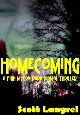 Homecoming (A Finn McCoy Paranormal Thriller)