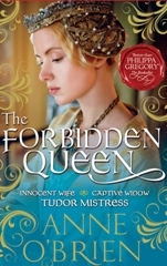 Book Review: The Forbidden Queen by Anne O'Brien