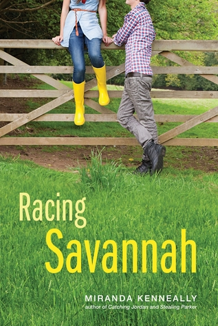 Blog Tour: RACING SAVANNAH by Miranda Kenneally - Review & Q+A with Rory Whitfield