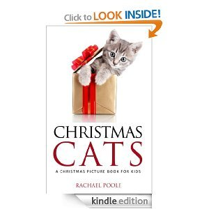 Christmas Cats - A Christmas Picture Book For Kids