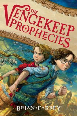 Book Review: The Vengekeep Prophecies