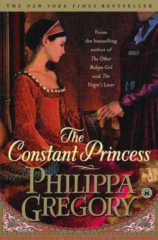 The Constant Princess (The Tudor Court, #1)