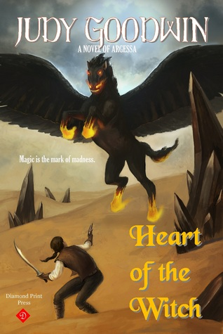 Heart of the Witch by Judy Goodwin