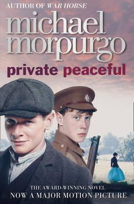 Private Peaceful. Michael Morpurgo