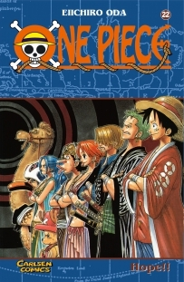 One Piece, Bd.22, Hope!!