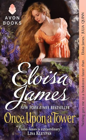 Post thumbnail of Review: Once Upon a Tower by Eloisa James