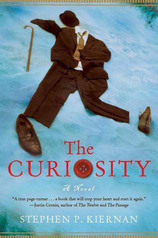 Book Tour Review – The Curiosity by Stephen Kiernan