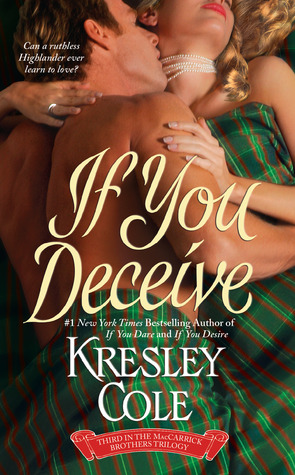 If You Deceive (MacCarrick Brothers, #3)