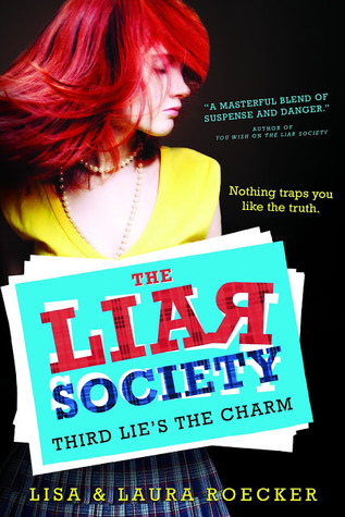 Third Lie's the Charm by Lisa Roecker