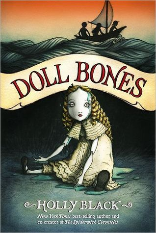 Book Review: Doll Bones