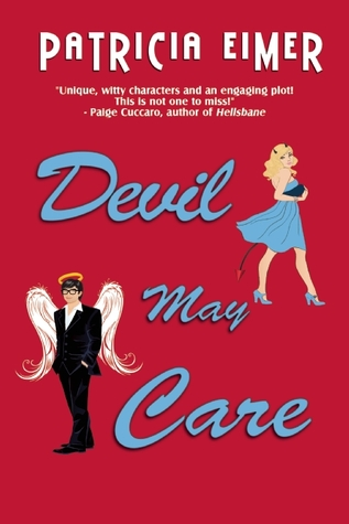 book cover: devil may care by patricia eimer