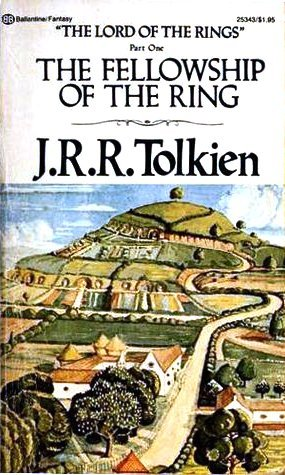 The Fellowship of the Ring (Lord of the Rings, #1)