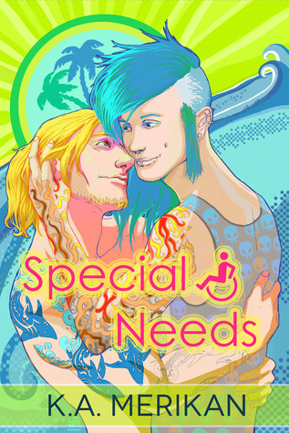 Book Review : Special Needs #1 by K.A Merikan