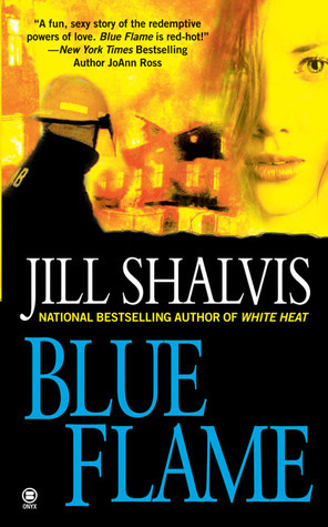 Blue Flame (Firefighter, #2)