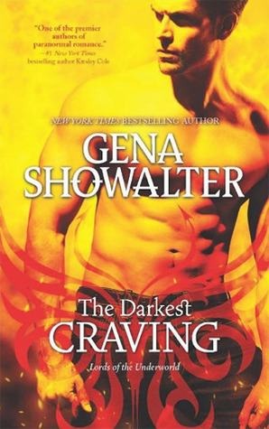 The Darkest Craving (Lords of The Underworld, #10)