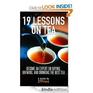 19 Lessons On Tea