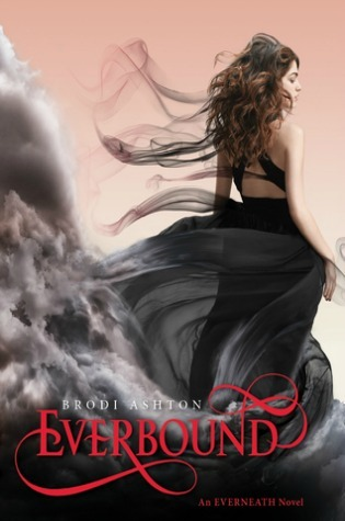 Book Cover Everbound Everneath Brodi Ashton