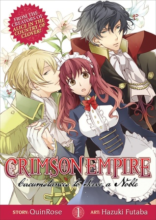 Crimson Empire Vol 1: Circumstances to Serve a Noble