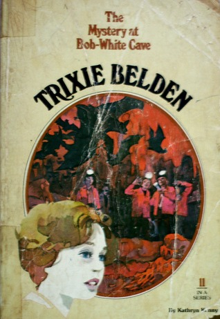 The Mystery at Bob-White Cave (Trixie Belden, #11)