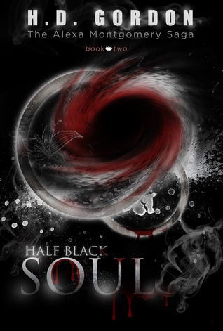 Click here to go to Half Black Soul's page on goodreads! {A Bookalicious Story}
