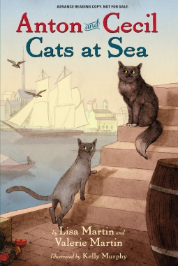 Book View: Anton and Cecil: Cats at Sea