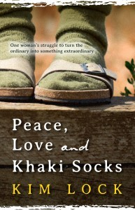 Peace, Love and Khaki Socks