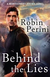 Behind the Lies by Robin Perini
